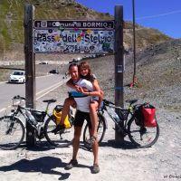 Passo dello Stelvio na rowerze. Królowa alpejskich podjazdów