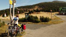 przełęcz karkonoska rowerem
